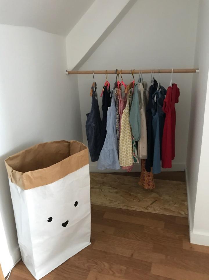 Comment aménager de petits espaces dans une chambred'enfant