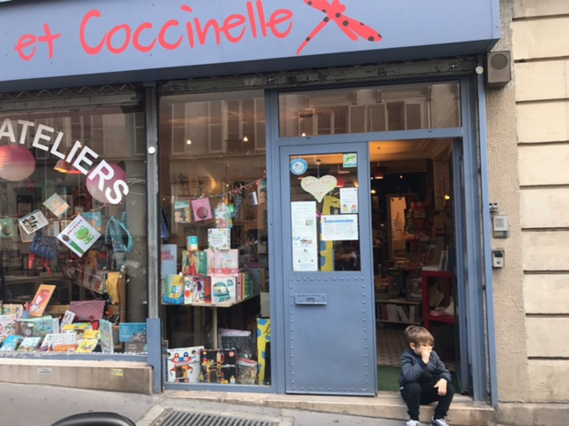 Libellule et Coccinelle : une librairie pas comme lesautres
